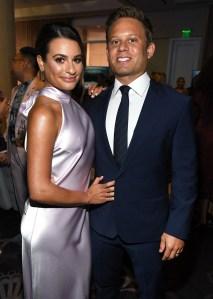 Lea Michele On Zandy Reich Married Best Friend