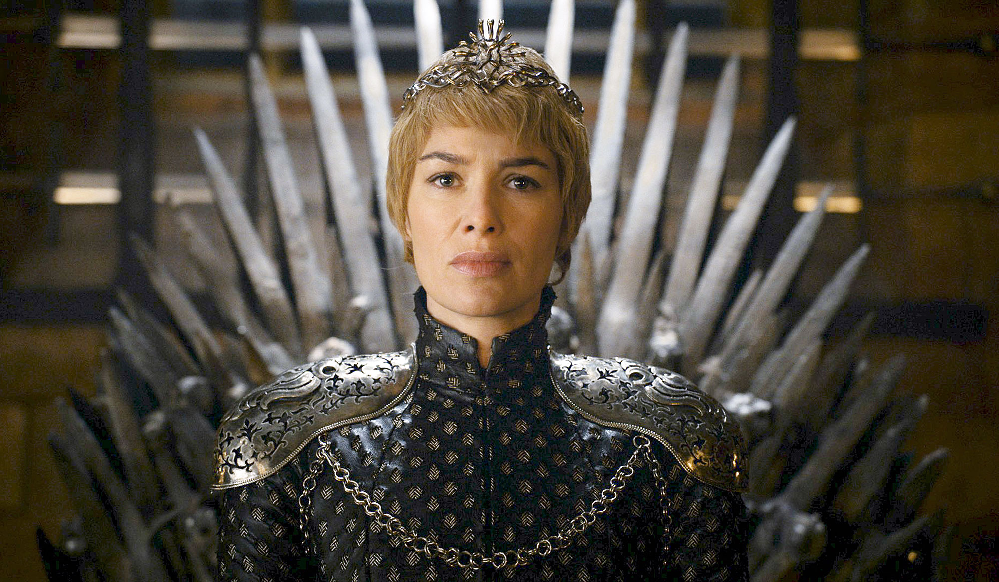 Lena Headey as Cersei Lannister on Game of Thrones Emmy Nominations 2019 Snubs