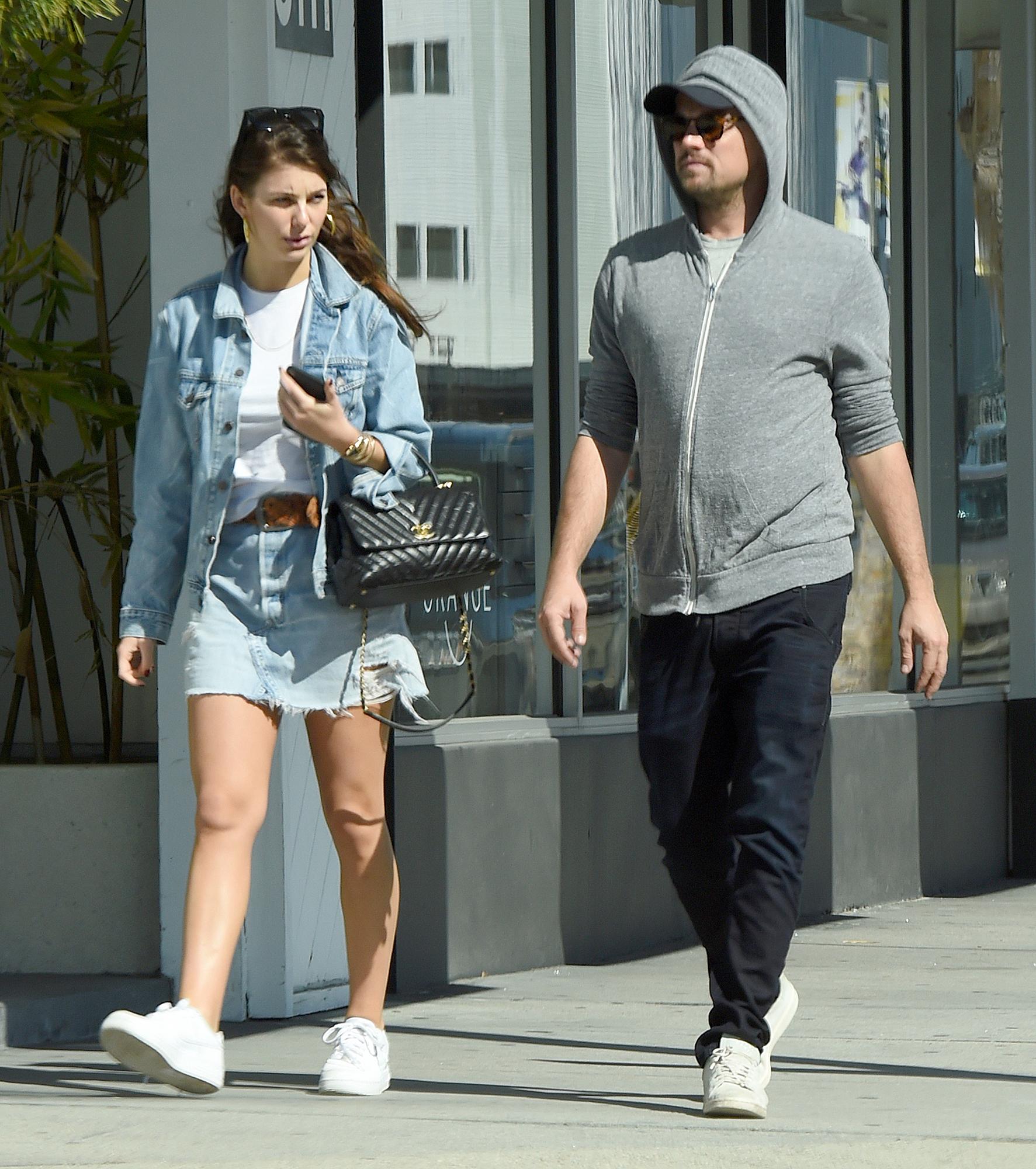 Leonardo-DiCaprio's-Girlfriend-Camila-Morrone-Slams-Trolls