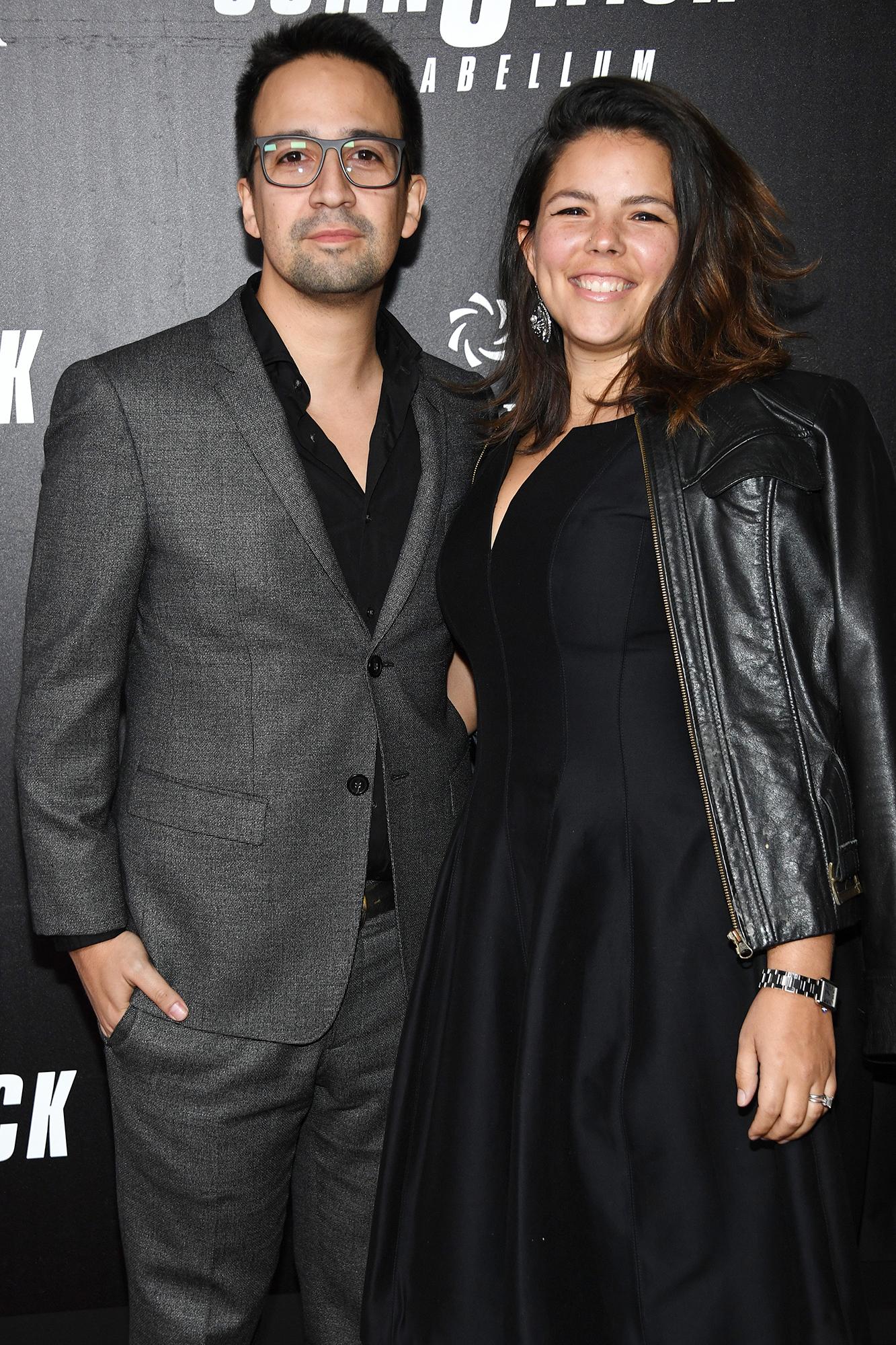 Lin Manuel Miranda Wedding.How Lin Manuel Miranda Wife Vanessa Nadal Keep Marriage Strong