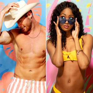 Love Island Cast Tells Us What They're Looking For