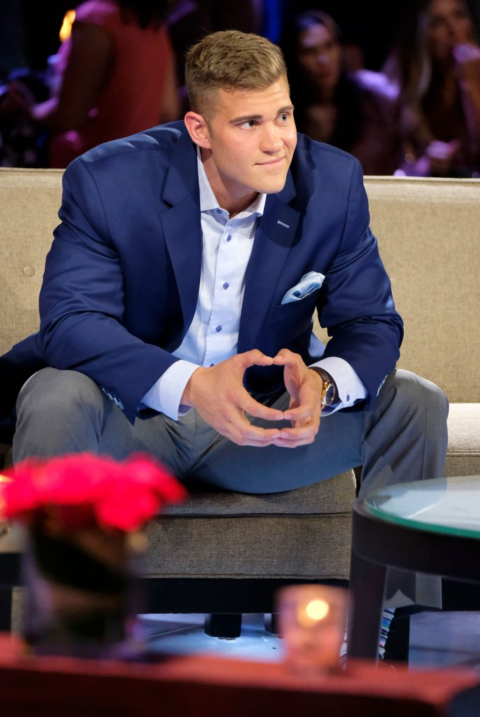 Luke Parker Bachelorette Men Tell All