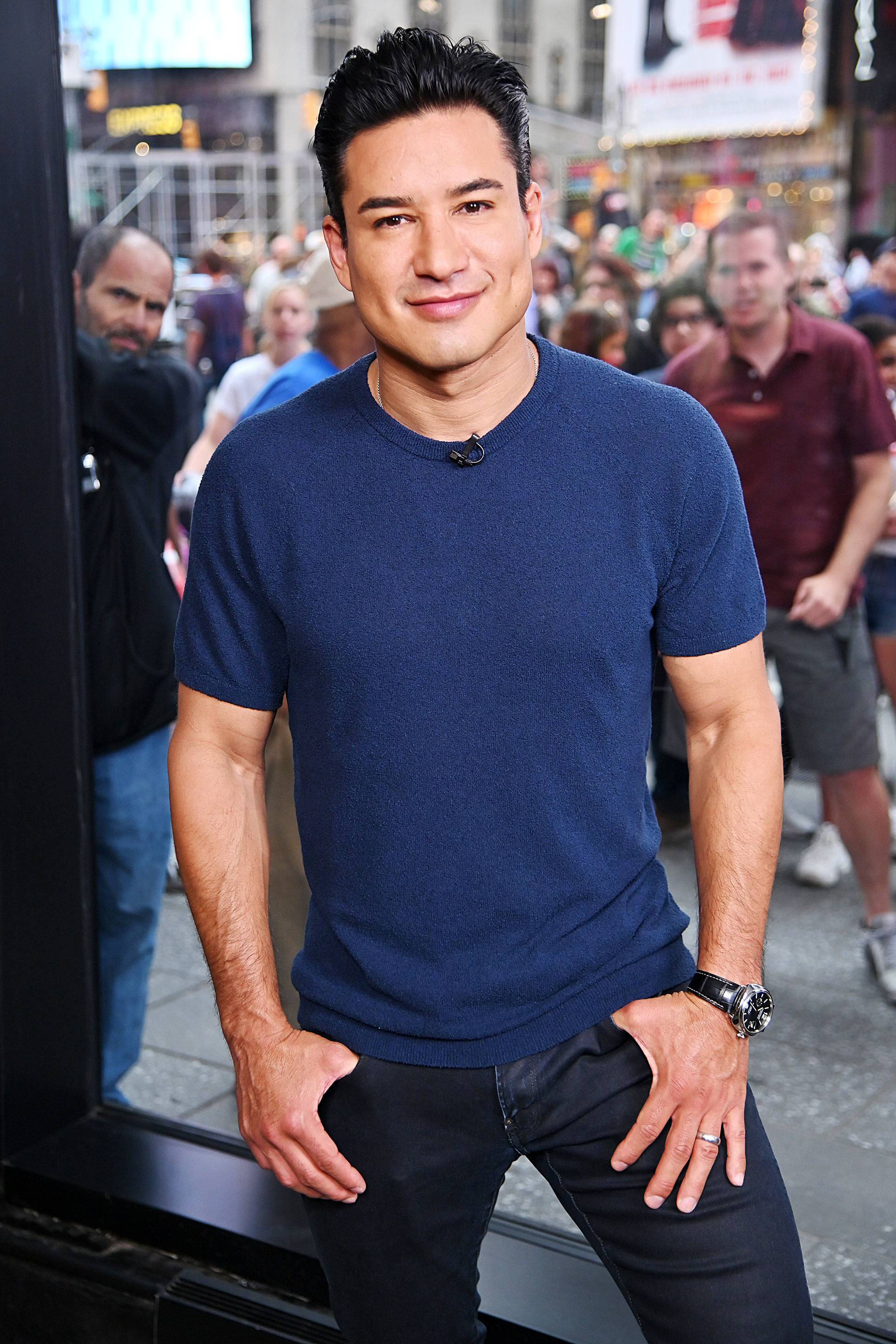 Mario Lopez Apologizes For Ignorant Remarks About Kids