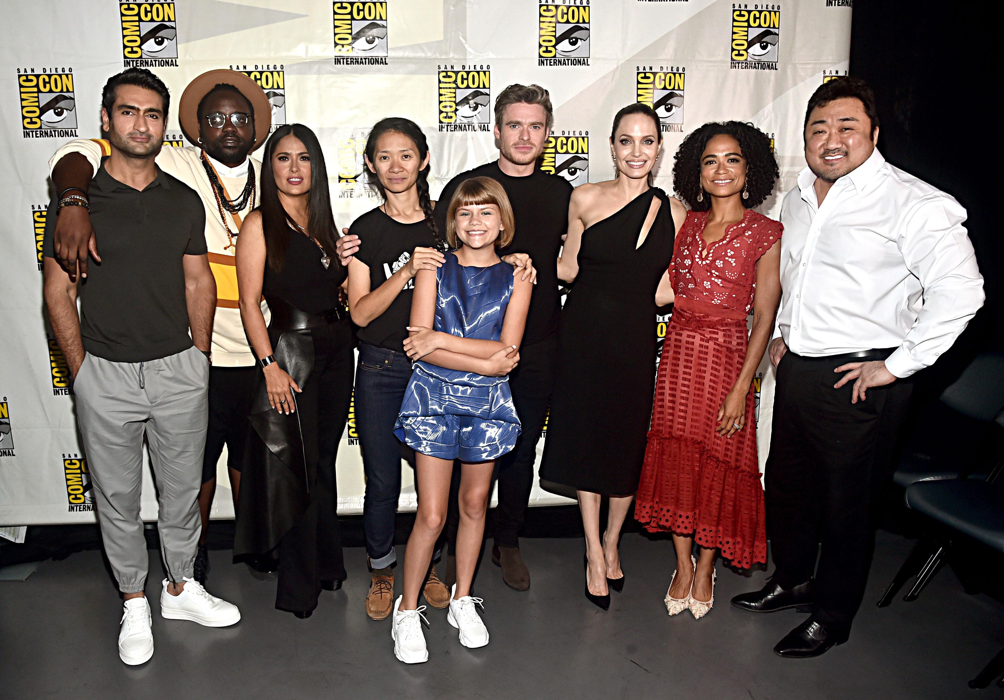 Marvel Unveils Phase 4 Plans: Natalie Portman, Mahershala