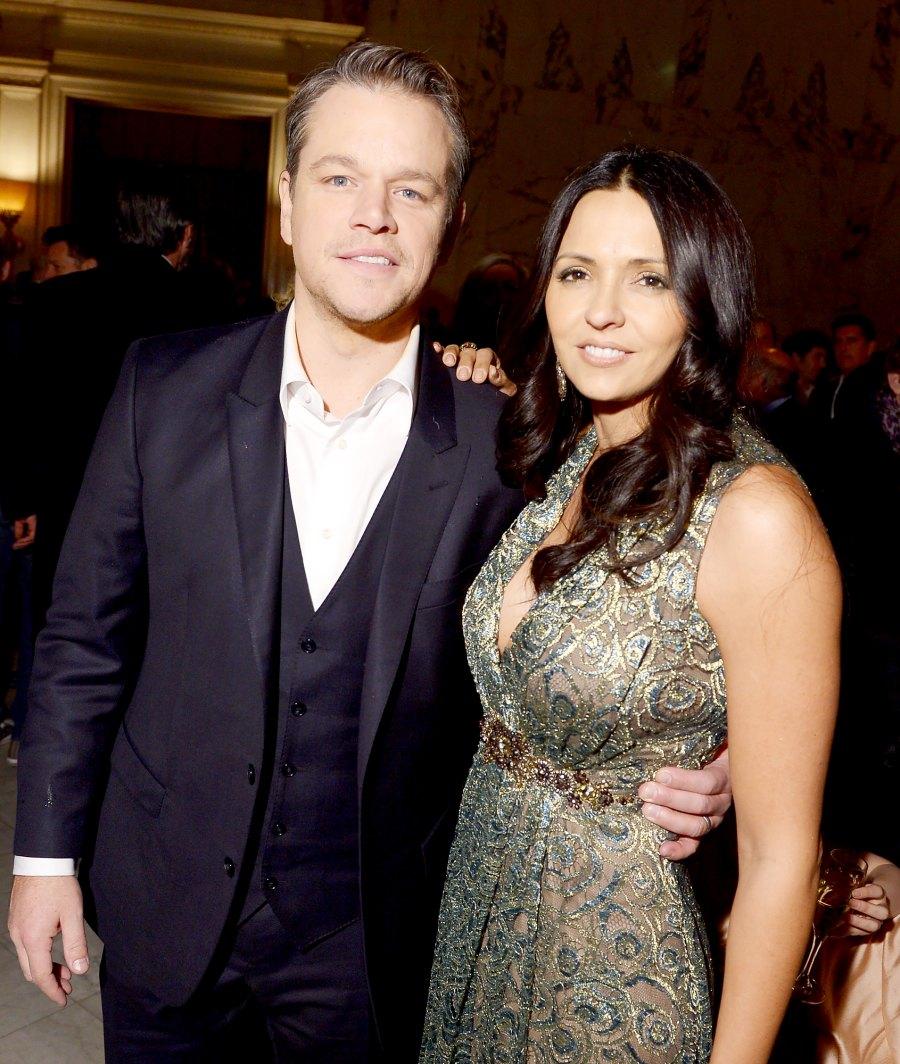 Matt-Damon-and-Luciana-Damon