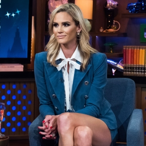 Meghan King Edmonds and Son Hart Try Oxygen Therapy