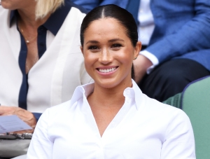 Meghan Markle Co-Edits British Vogue
