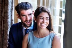 Michael Phelps Wife Nicole Johnson Welcomes Baby 3