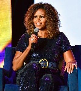 Michelle Obama Glossier Lip Gloss July 6, 2019