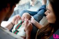 Million Dollar Smile! Meet Steve Gold's Baby Girl Rose