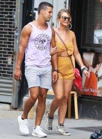 Miranda Lambert and Husband Brendan McLoughlin Enjoy Trip to NYC After Moving to Nashville