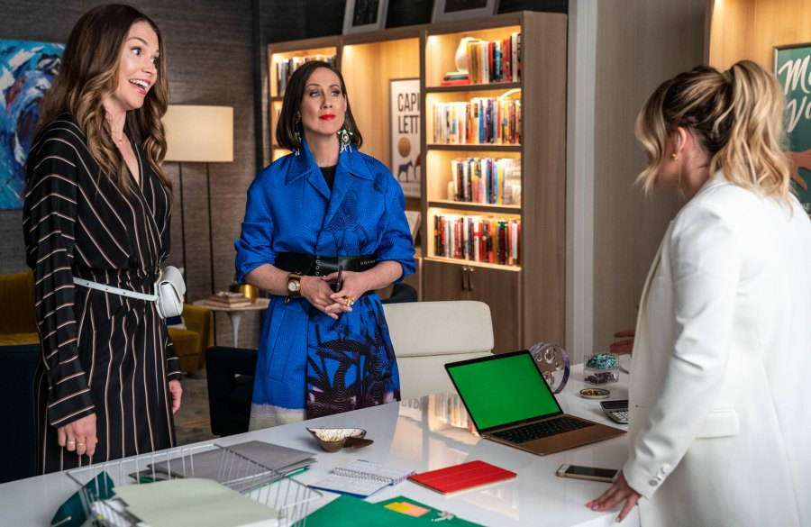 Miriam Shor Was 'Floored' by 'Younger' Cast While Directing, Teases 'Cliffhanger' Season 6 Ending