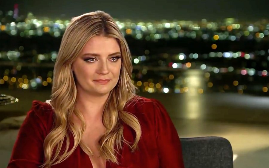 Mischa Barton Crying The Hills