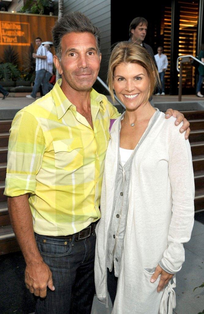 Mossimo Giannulli and Lori Loughlin 55th Birthday