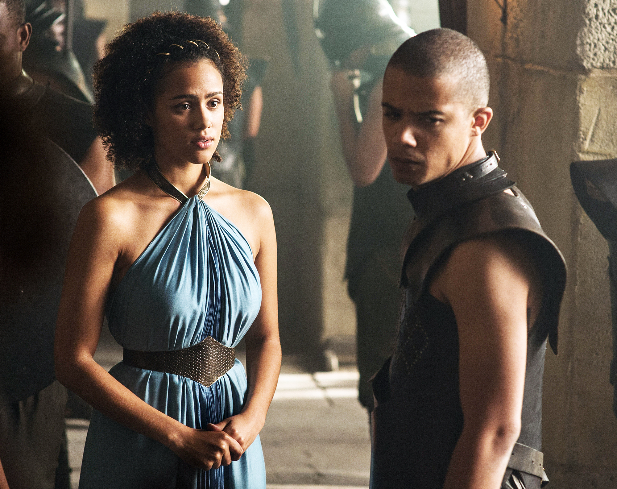 Nathalie Emmanuel as Missandei Says It Is Perfectly Acceptable to Not Like Game of Thrones Final Season