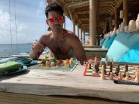 Newlyweds Joe Jonas and Sophie Turner Ride Bikes, Eat Sushi on Romantic Vacay After Wedding