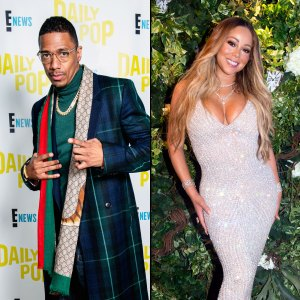 Nick Cannon Reacts to Ex Mariah Carey's Take on the Bottle Cap Challenge