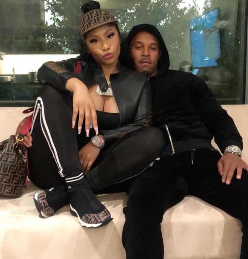 Nicki-Minaj-and-Boyfriend-Kenneth-Petty-Get-Marriage-License