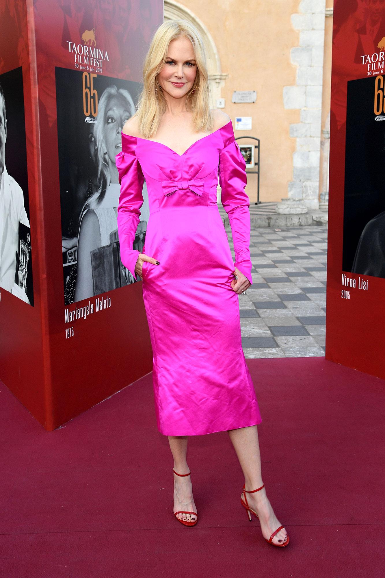 Nicole Kidman Birthday Wishes Sunday Rose