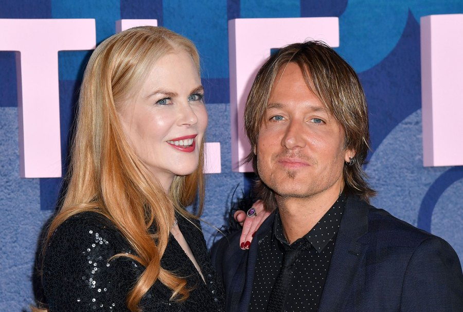 Nicole Kidman and Keith Urban Big Little Lies Premiere First Dog