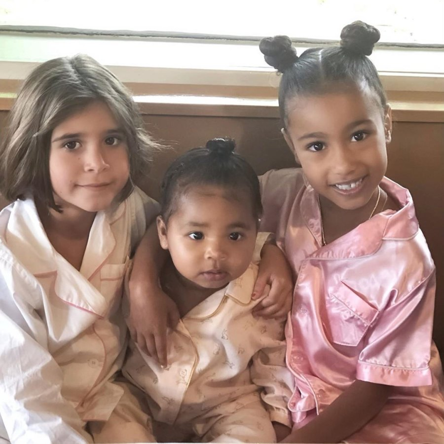 North and Penelope Put Lipstick on True and More Sweet Moments From P's IHOP Birthday Party