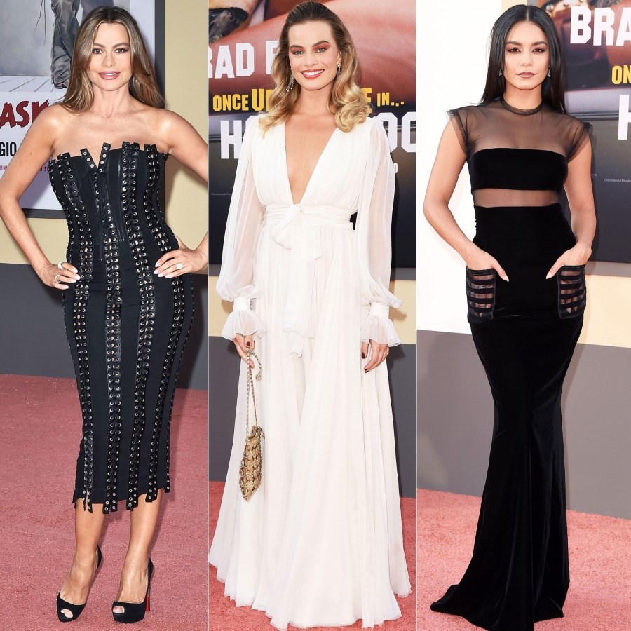 Stars at the Once Upon a Time...In Hollywood Premiere
