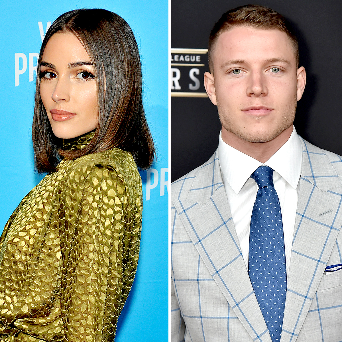 Olivia-Culpo-Spotted-With-Carolina-Panthers'-Christian-McCaffrey