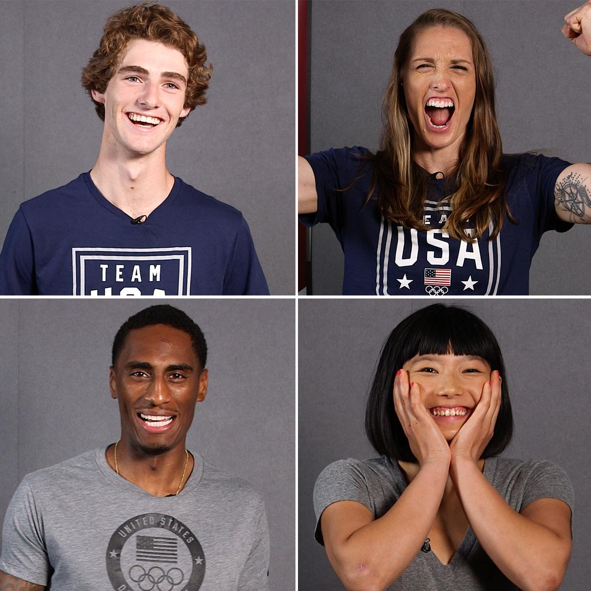 Olympic-Hopefuls