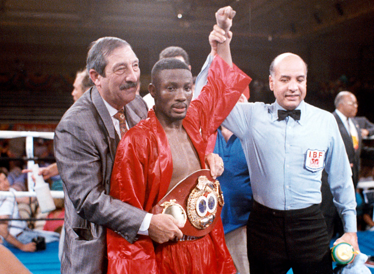 Pernell Whitaker Dead