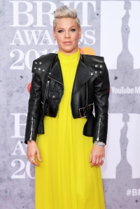 Pink Takes Comments Off Her Instagram