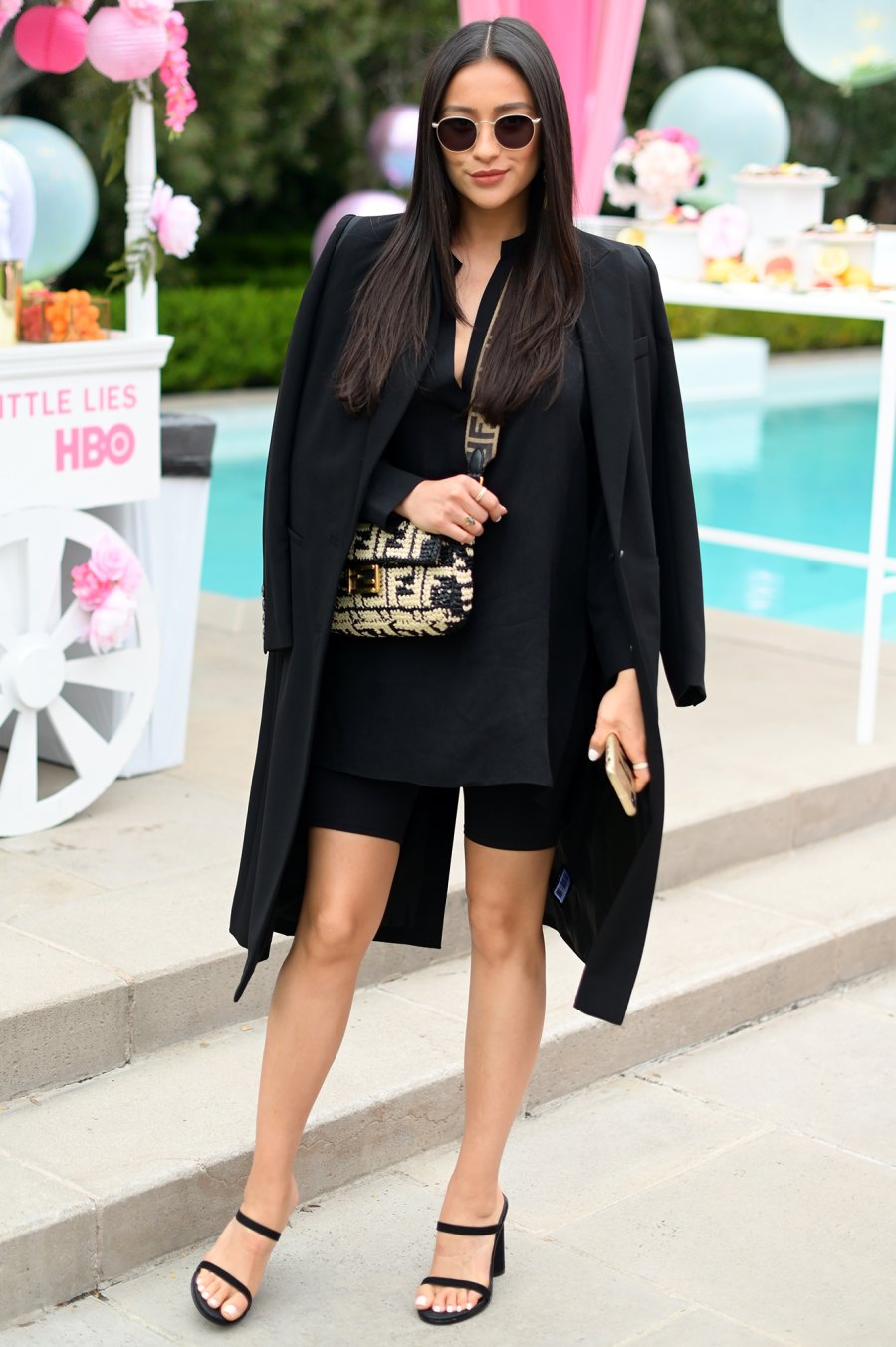 Pregnant Shay Mitchell Talks Almost Ready