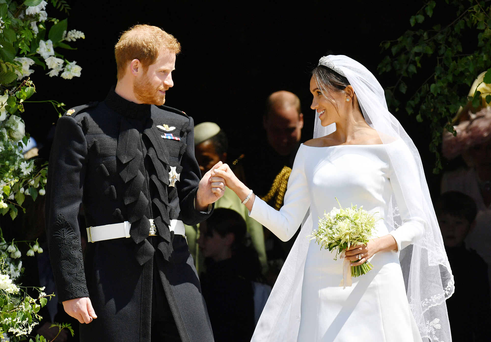 Celebrity Charity: Prince-Harry-Duchess-Meghan-wedding