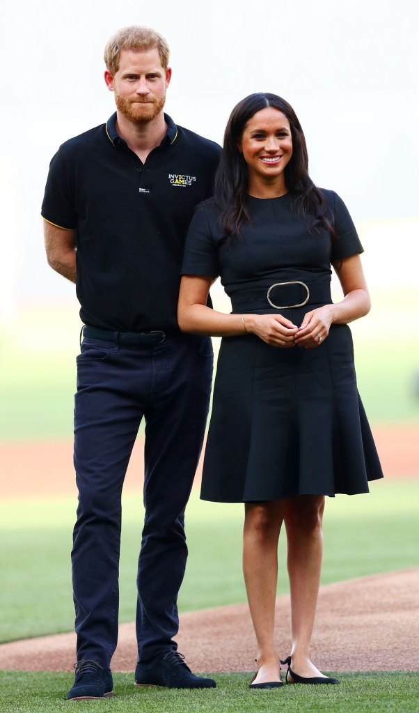 Harry and Meghan Taking Safety Precautions for Archie