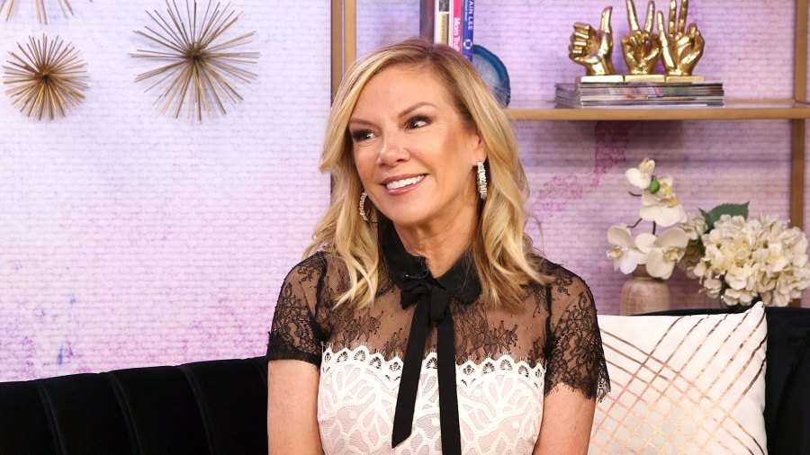 Ramona Singer In Studio US Weekly Interview