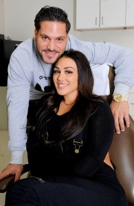 Ronnie Ortiz-Magro Reveals Girlfriend Jen Harley Might Be Pregnant on 'Jersey Shore Family Vacation'