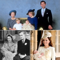 Royal-Christenings