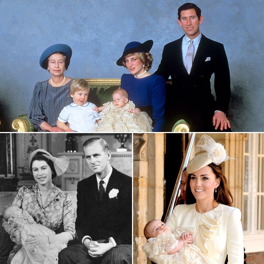 Royal-Christenings