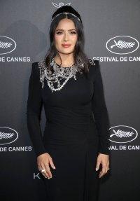 Salma Hayek React To Cameron Boyce Death