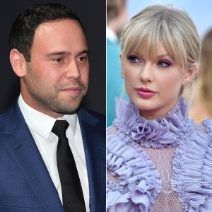 Scooter Braun Shocked Over Taylor Swift Masters Post