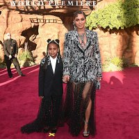 See Blue Ivy and Beyonce's Fierce 'Lion King' Twinning Moment