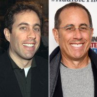 Seinfeld Cast Then and Now