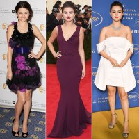 Selena Gomez Best Looks Red Carpet
