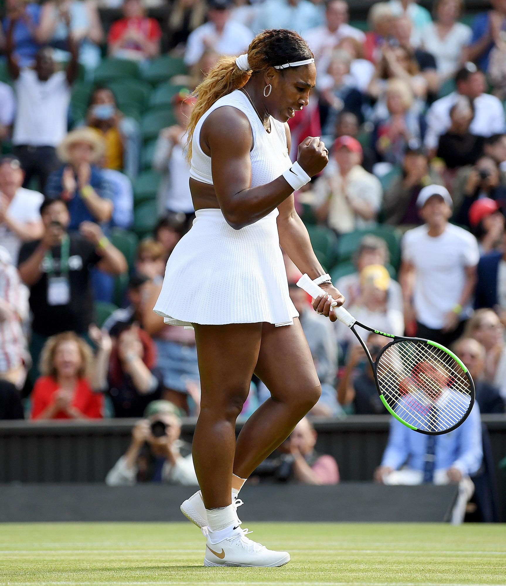 Wimbledon 2019 Women S Tennis Players Winning Gear Outfits