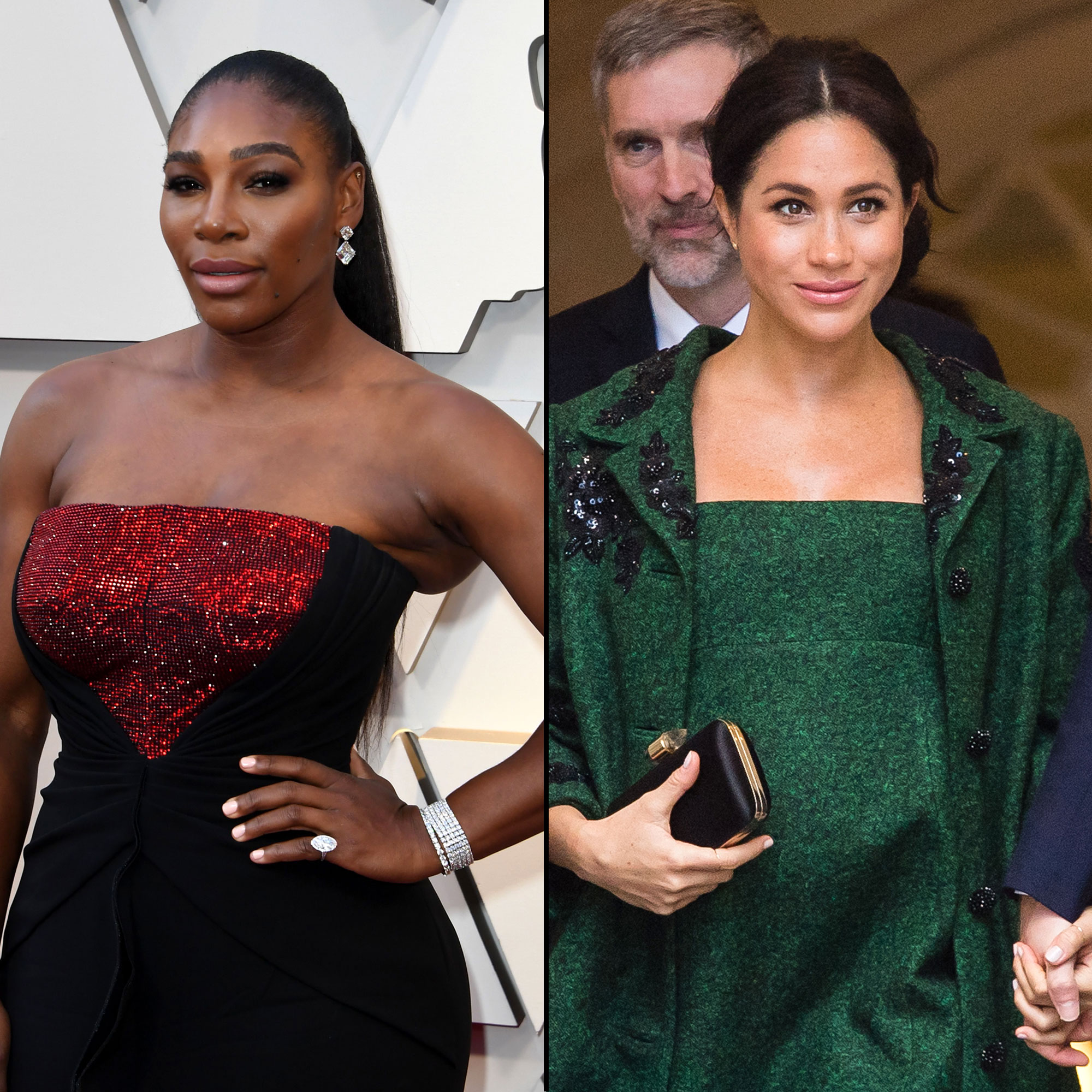 Serena Williams: Meghan 'Understands' Why I Won't Be At