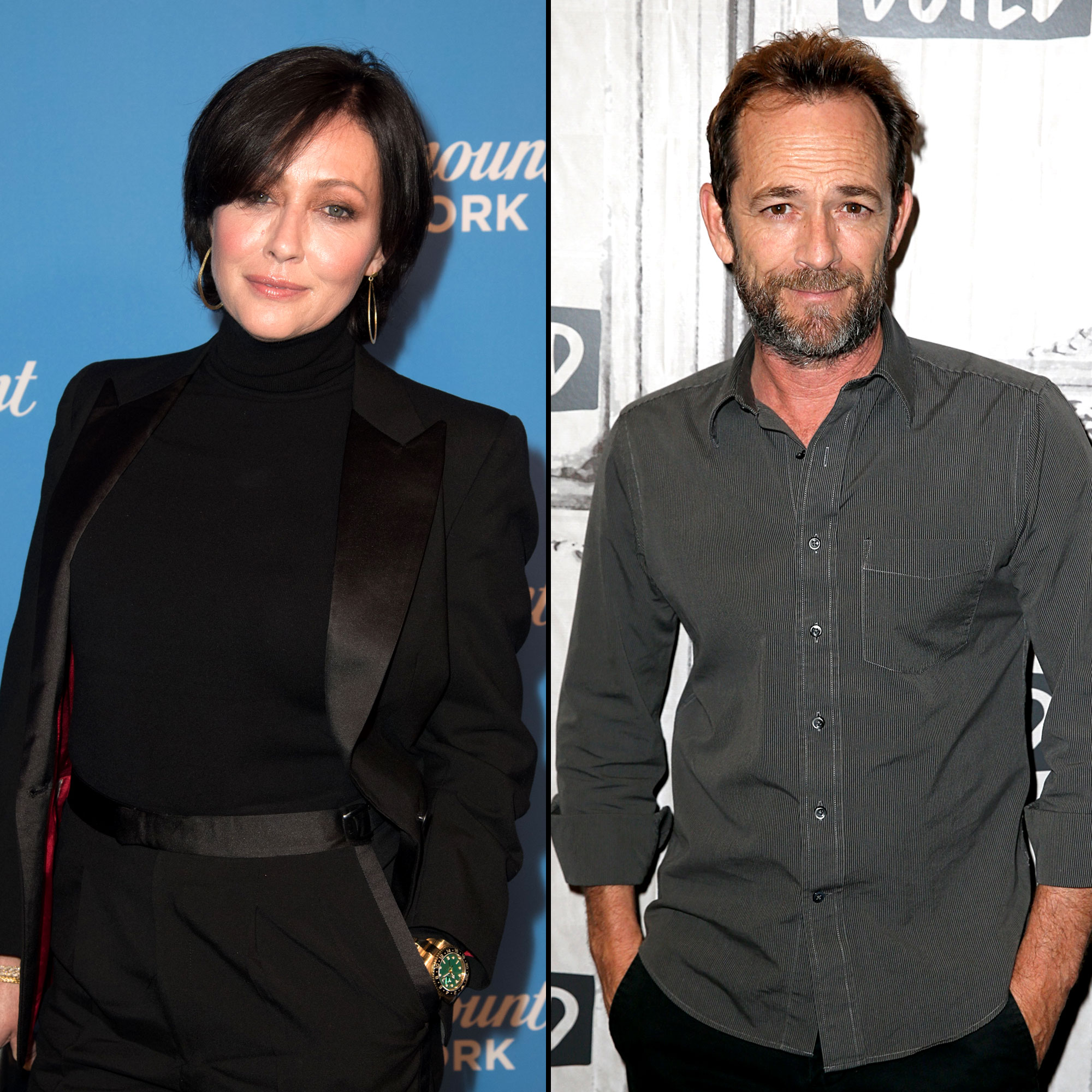 Shannen Doherty Starring in Riverdale's Luke Perry Tribute in 'Super Emotional' Role - Shannen Doherty and Luke Perry