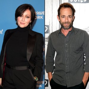 Shannen Doherty Starring in Riverdale's Luke Perry Tribute in 'Super Emotional' Role