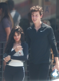 Shawn Mendes Camila Cabello Holding Hands