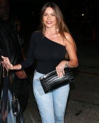 Sofia Vergara in Jeans June 22, 2019