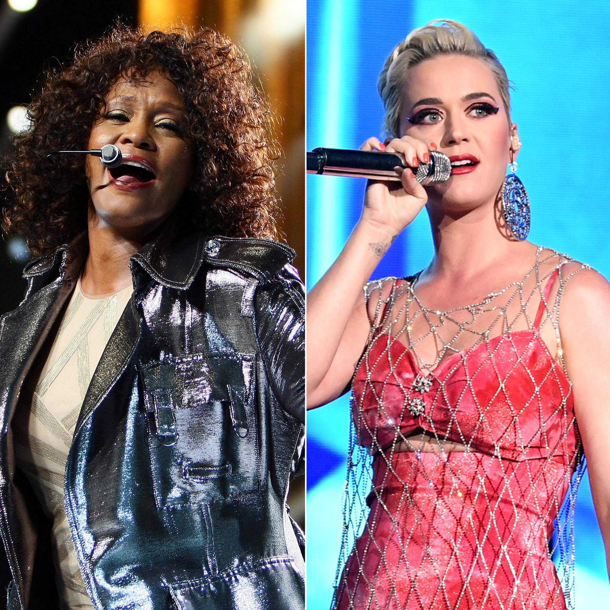 Songs Summer 2019 Whitney Houston, Katy Perry