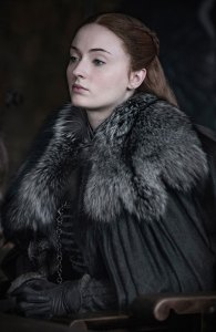 Sophie Turner Game of Thrones Season 8